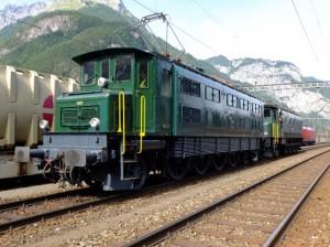 Primo Treno Storico ARSMS : Luino - Erstfeld