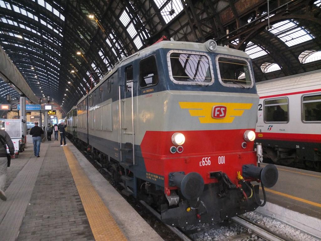 Tutti a La Spezia con il treno storico di Fondazione FS Italiane