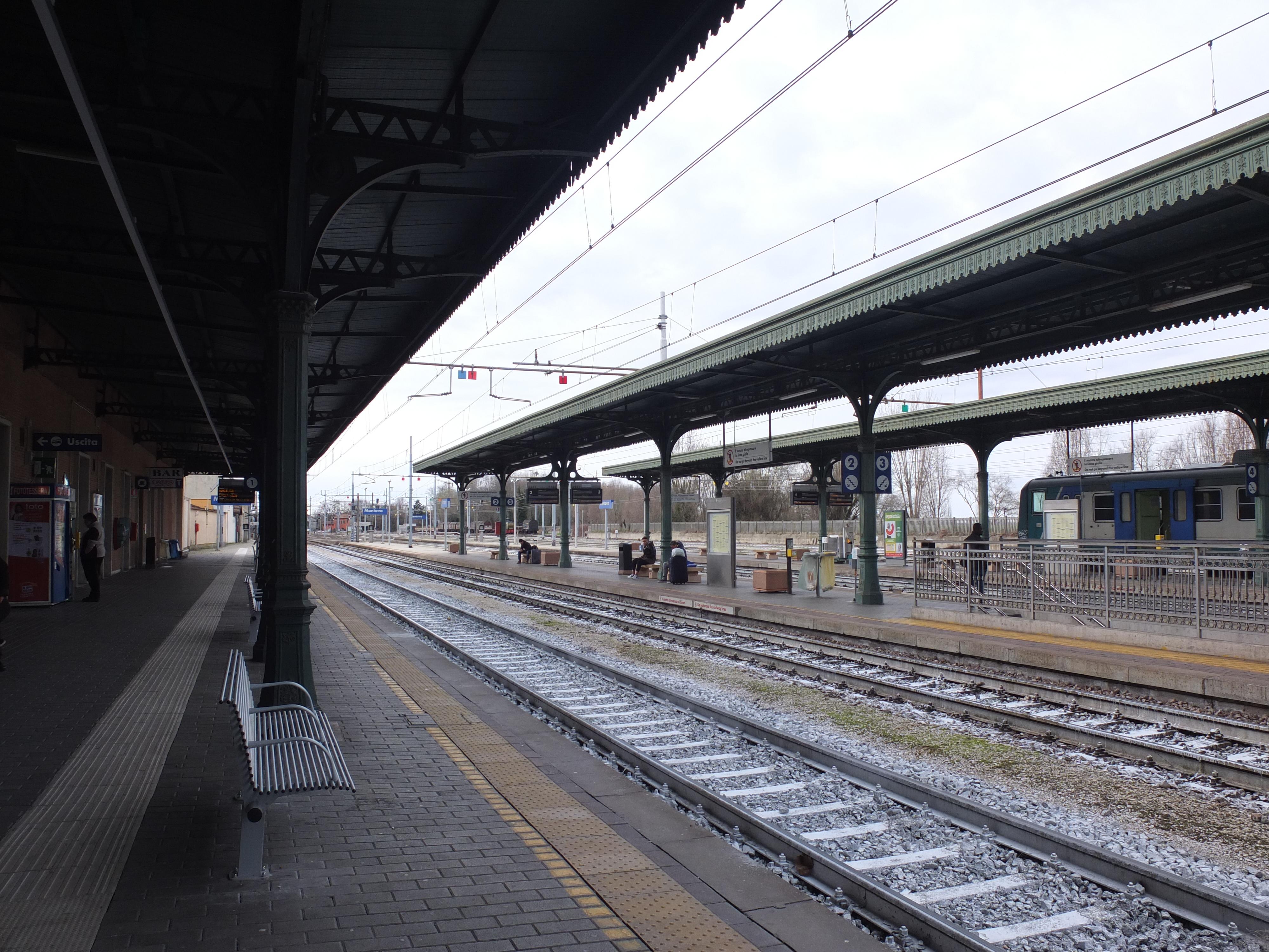 Mantova è sempre più vicina, il 17 aprile con un elegante treno storico...