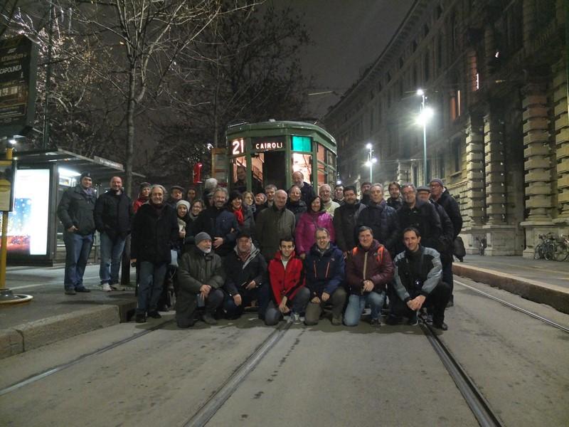 13 dicembre 2016: Festa degli Auguri in Tram