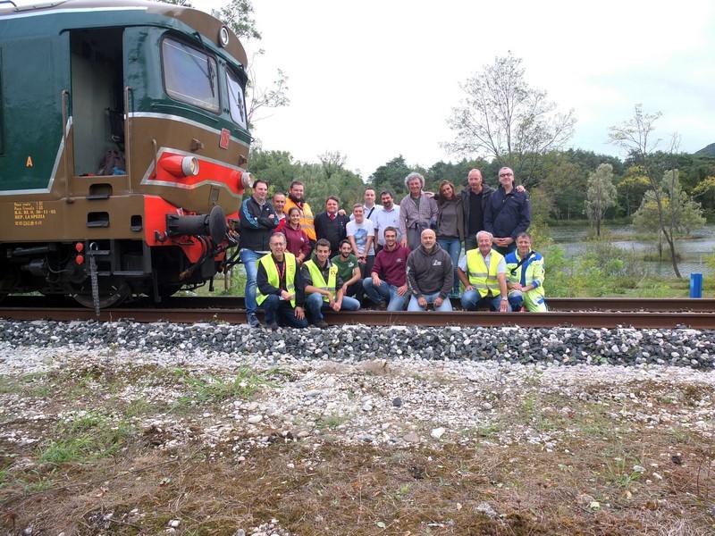 Il treno della natura (Pedemontana in Friuli)