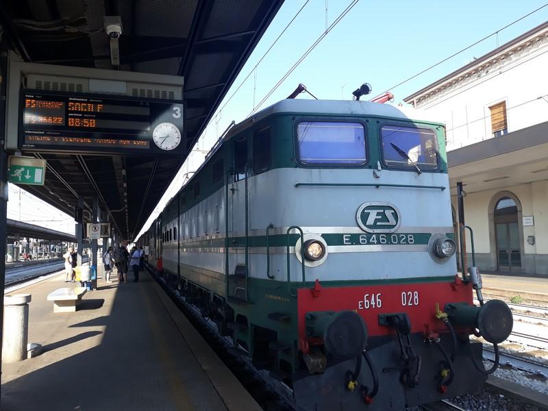 Twitter Express: un treno da Udine a Sacile lungo la Pedemontana