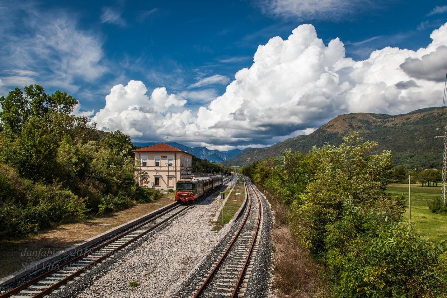 Il treno dell'arte: sulle tracce del Pordenone