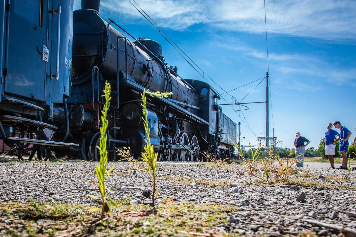 Il treno del jazz verso il forte di Osoppo