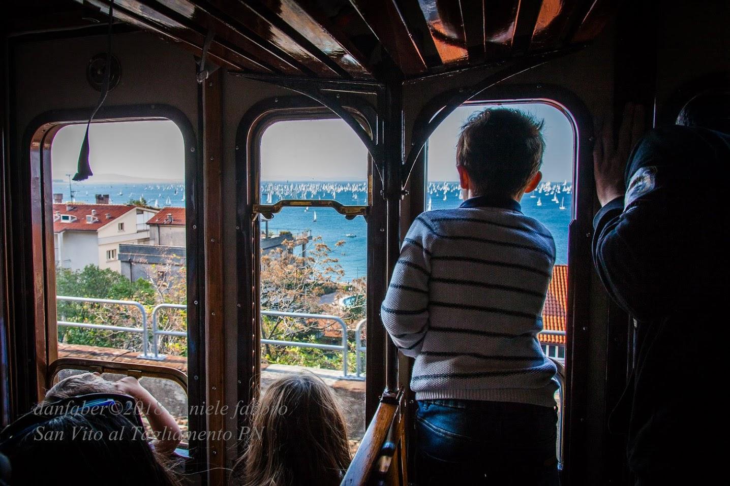Il treno della Barcolana