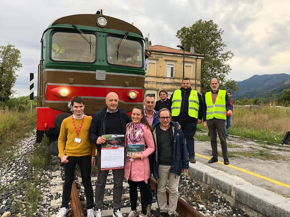 """6 ottobre 2019: """"Sapori d'autunno"""" treno storico da Udine a Fanna Cavasso"""