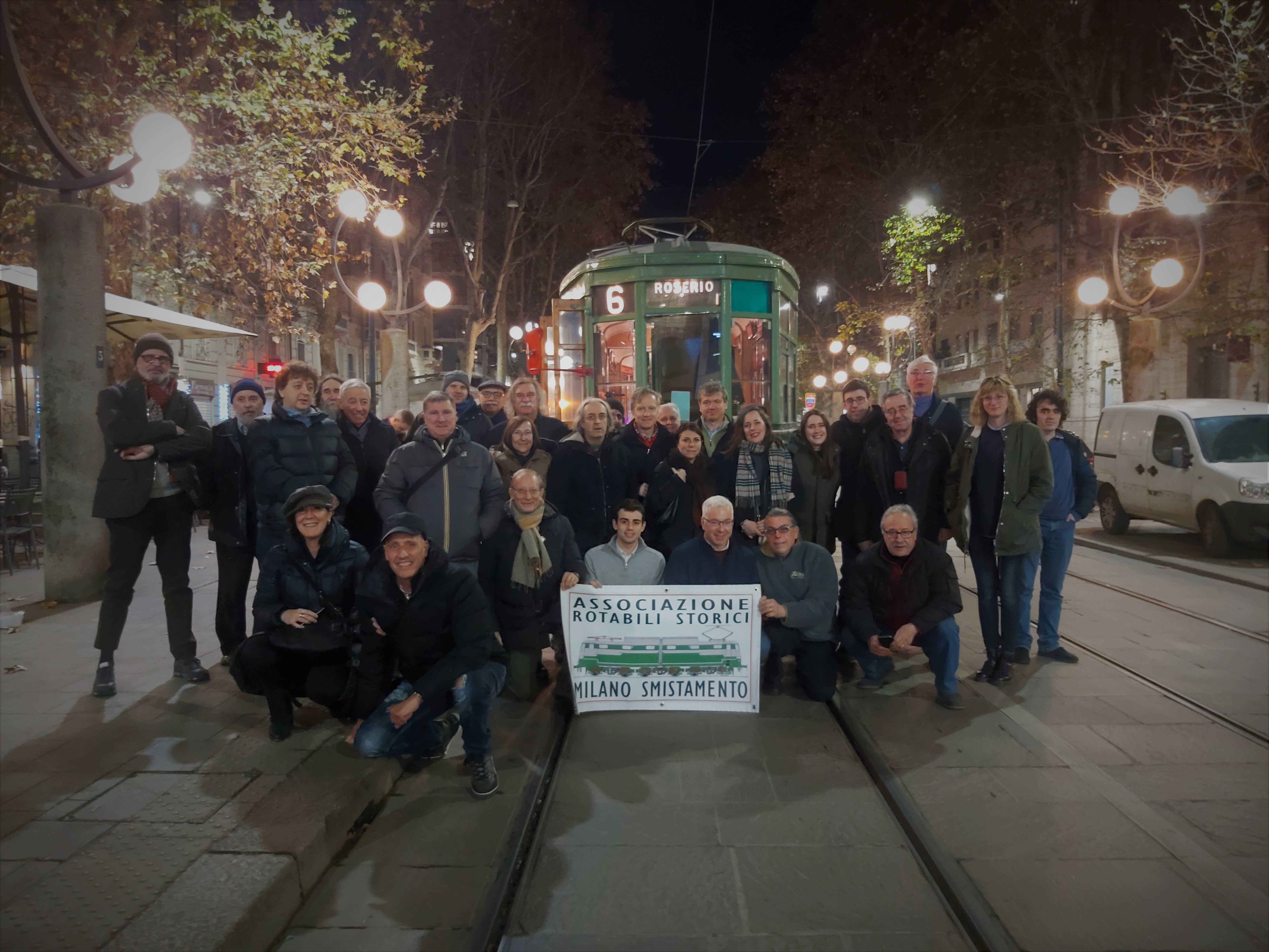 Tram di Natale ARSMS 2019