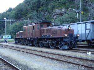 125mo Anniversario Ferrovia del San Gottardo