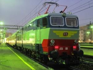 25 Novembre 2012 - Milano-Treviglio-Brescia-Trento con la E 656.001